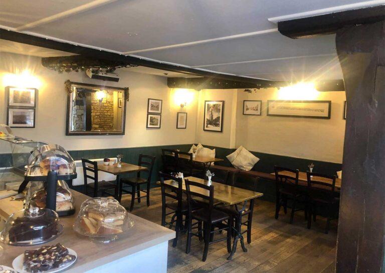 Cafe Tea Room in Burford